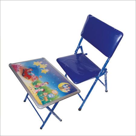 Acrylic Baby Table Set