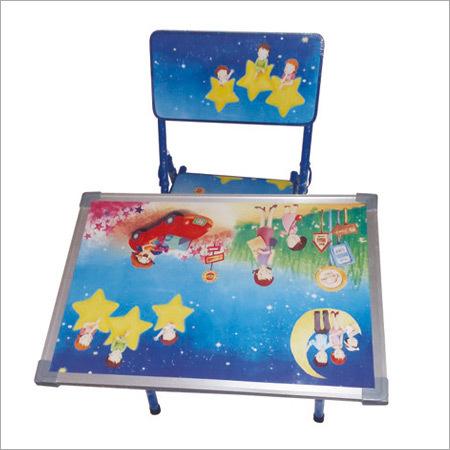 Aluminium Baby Table Set