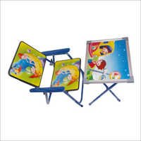 Kids Aluminium Table Set