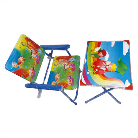 Baby Table Chair Set