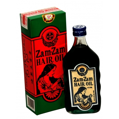 Zam Zam Hair Oil 115ml