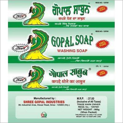 Cloth Washing Soap