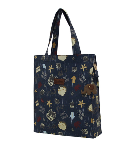 Zippered Tote Bags