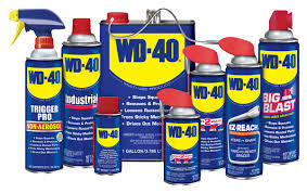 WD40 Spray