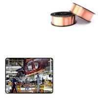 CO2 MIG Welding Wire for Automobile Industry