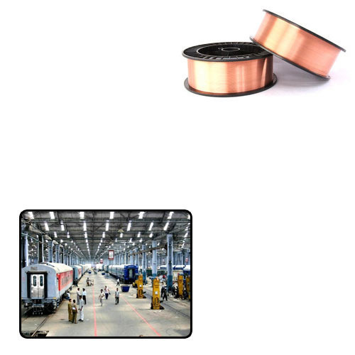 CO2 MIG Welding Wire for Railway Wagons