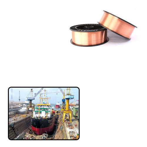 CO2 MIG Welding Wire for Ships
