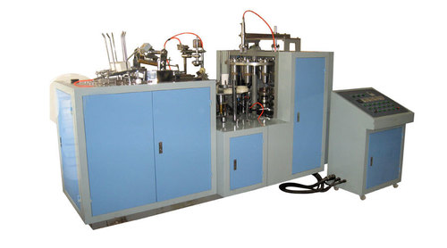 Indian Make Paper Cup Glass Forming Machine