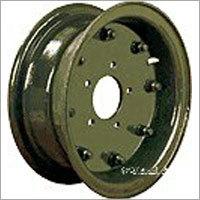 Truck Double Plate Wheel rim