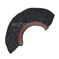 Black Color Natural Horse Hair Plume