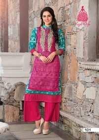 Sparkle Kurtis Kajal Style Catalog