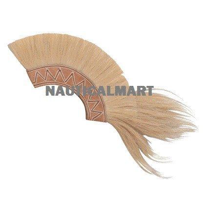 Greek Corinthian Helmet Plume
