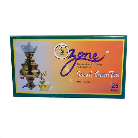 Saunf Green Tea