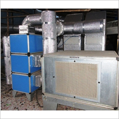 Heating Ventilation Air Conditioning System