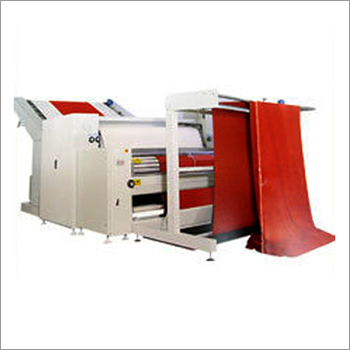 Textile Finishing Machine