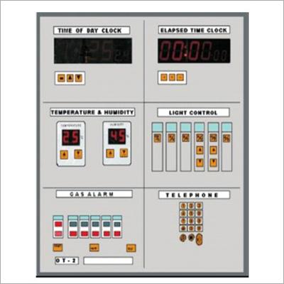 Operation Theatre Control Panel