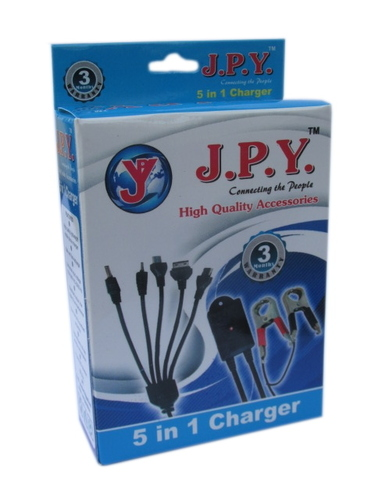5 In 1 Charger