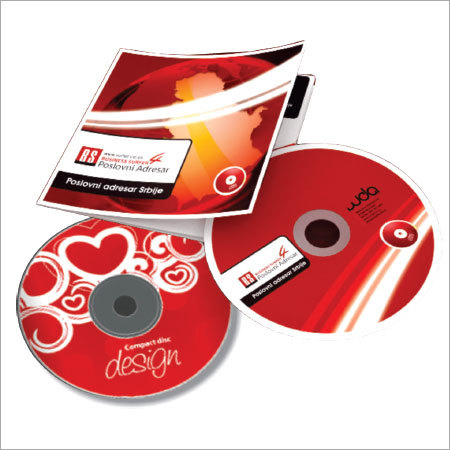 CD Cover Stickers