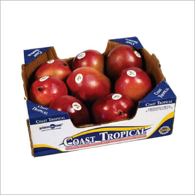 Apple Corrugated Box