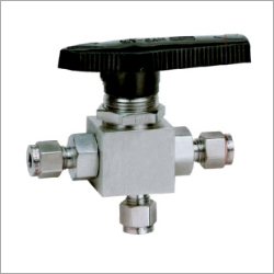 Three Way Switching Service Ball Valve
