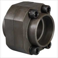 Two Piece Flange System – Socket Weld End Connection  3000 Psi