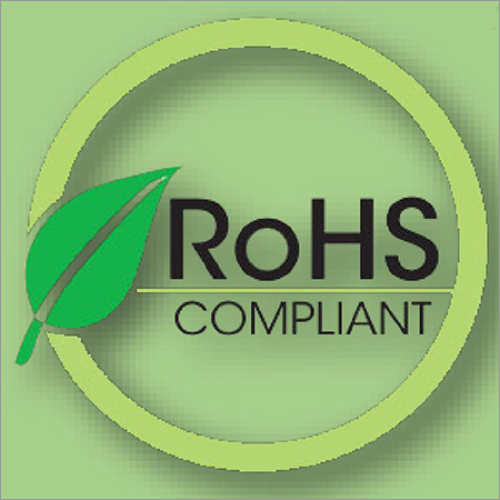 RoHS Compliant Certification