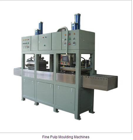 Fine Pulp Molding Machine