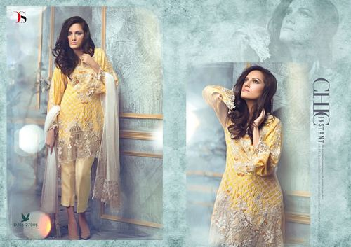 Designer Latest Heavy Embroidery Work Salwar Suit