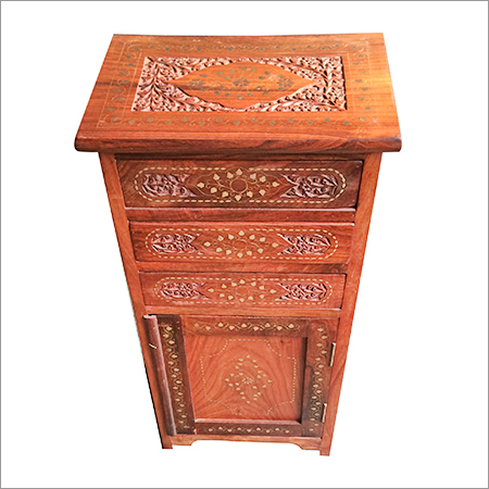 Antique Hand Carved Cabinet