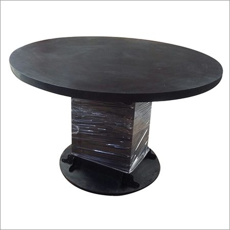 Shakunt I Beam Industrial Table