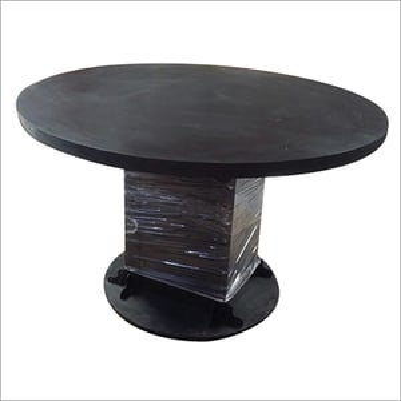 Shakunt I Beam Industrial Table