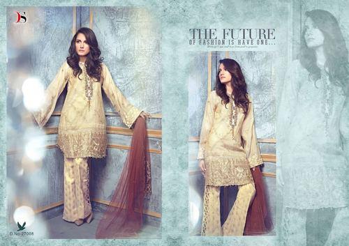 Heavy Embroidery Designer Salwar Suit