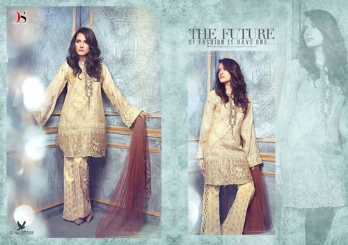 Heavy Embroidery Designer Salwar Suit