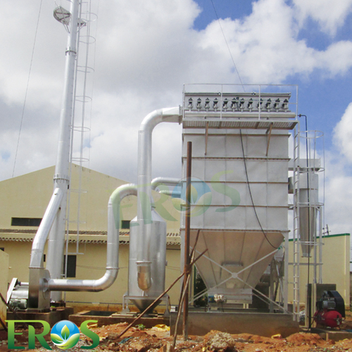Lead Recycling Air Pollution Control Device