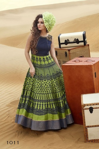 Fancy Designer Stylish Gown