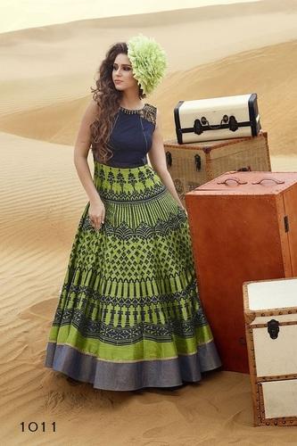 Fancy Designer Stylish Gown