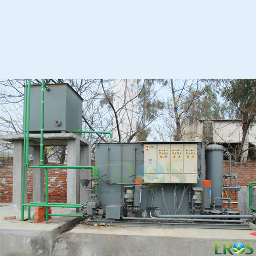 Industrial Units Sewage Treatment Plant