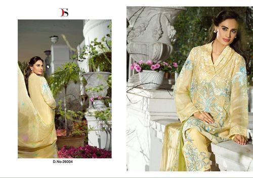 Pakistani Salwar Kameez Party Wear Suit