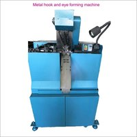 Large Hook and Eye Metal Forming Machine