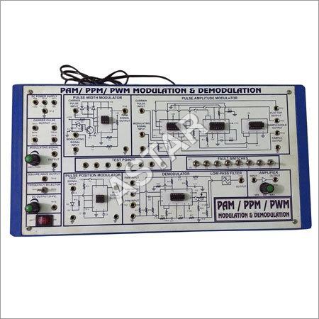 PAM PPM PWM Modulation and Demodulation