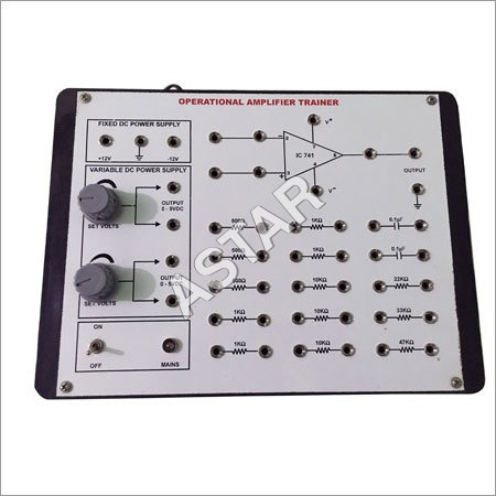 Operation Amplifier Trainer