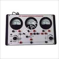 Fet Characteristic Apparatus