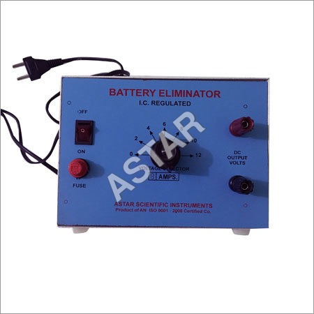 Battery Eliminator IC Regulated