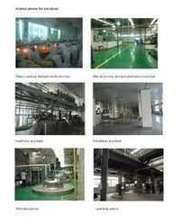 Liquid and Powder Detergent Plant
