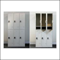 Steel Cabinet Clothes Locker