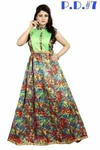 Festival Offer Designer Party Wear Gown