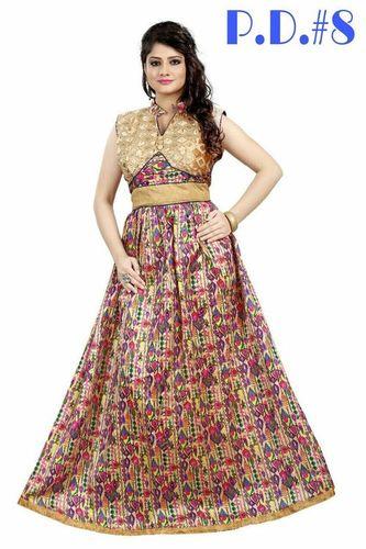 Diwali Best Offer Designer Fancy Party Wear Gown