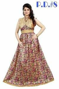 Diwali Best Offer Designer Fancy Party Wear Gown