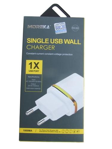 Single USB Wall Charger