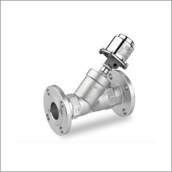 Control Valve Angle Type Cylinder Operated